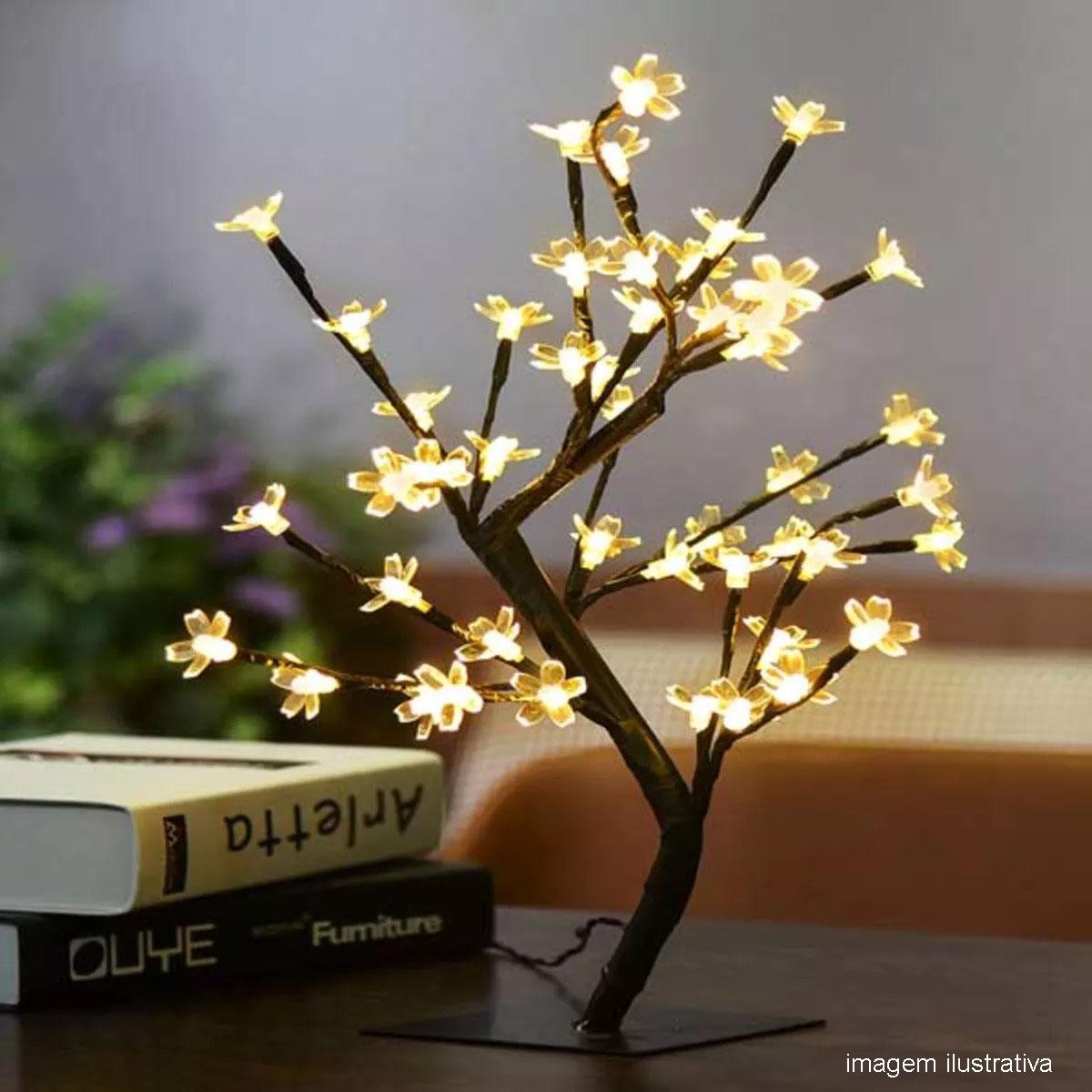 Luminária Árvore de Cerejeira 28 LEDs | Formosinha