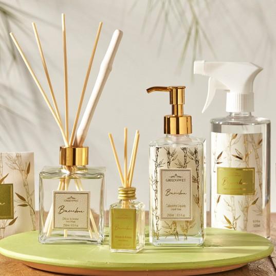 Óleo Concentrado para Difusor Essência Bambu | Linha Casa Perfumada Formosinha