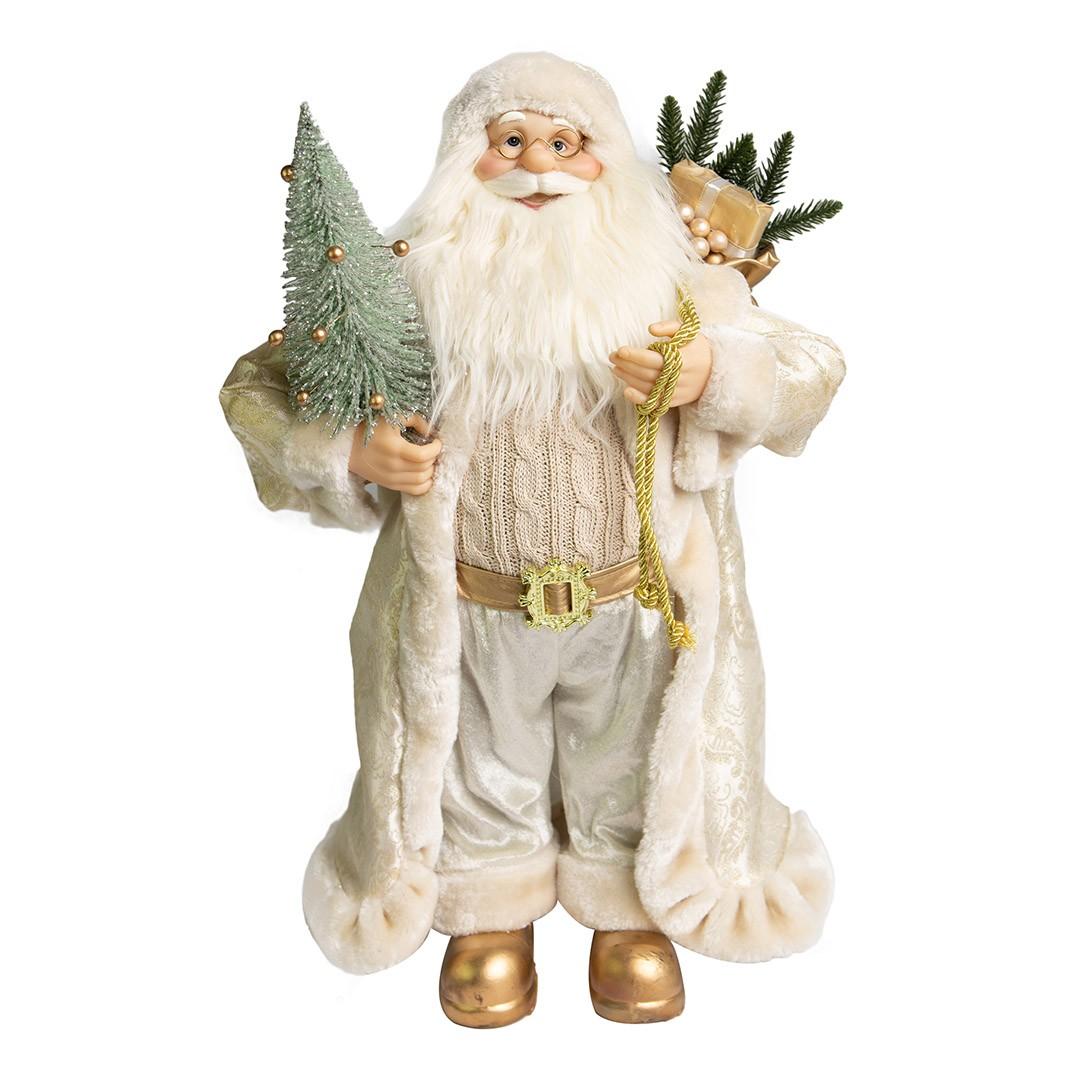 Papai Noel Dream Tradicional Luxo com 80cm de Altura| Linha Natal Encantado Formosinha