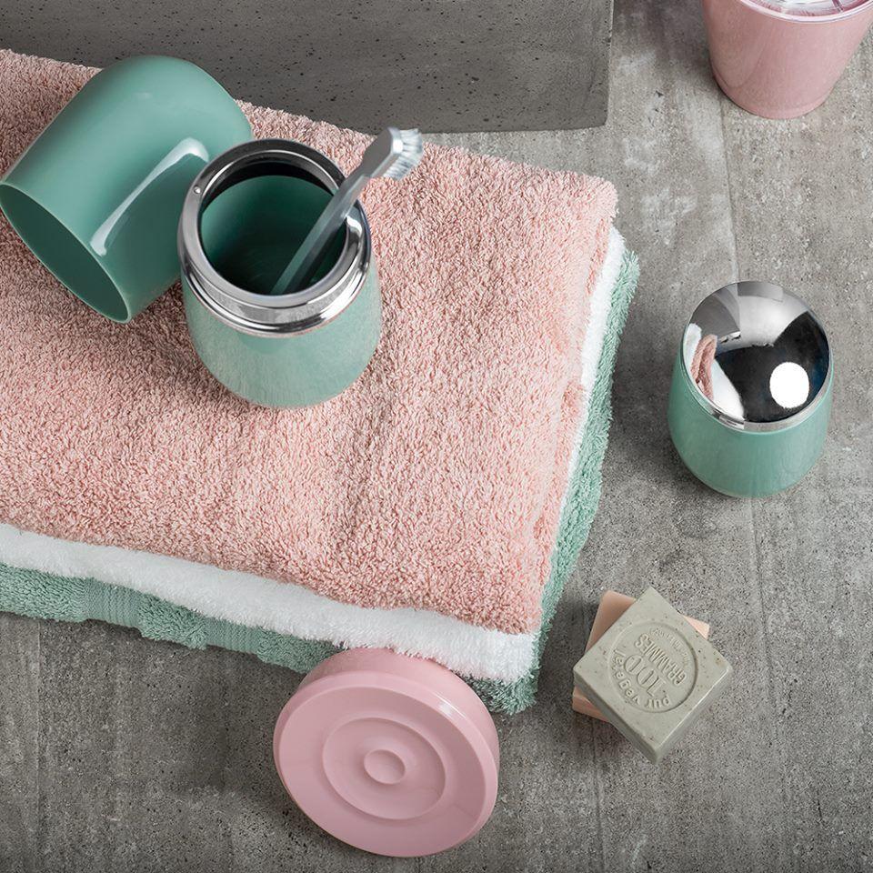 Porta Escovas de Dentes Verde Candy