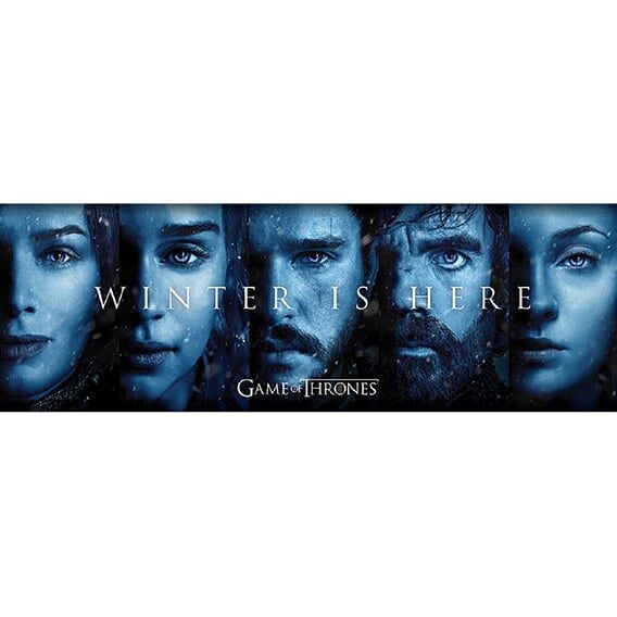 Quadro Game Of Thrones Winter