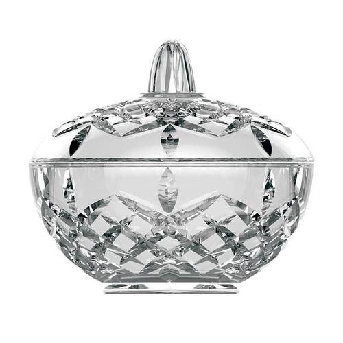 Pote de Vidro Bomboniere Diamante Clear| Formosinha