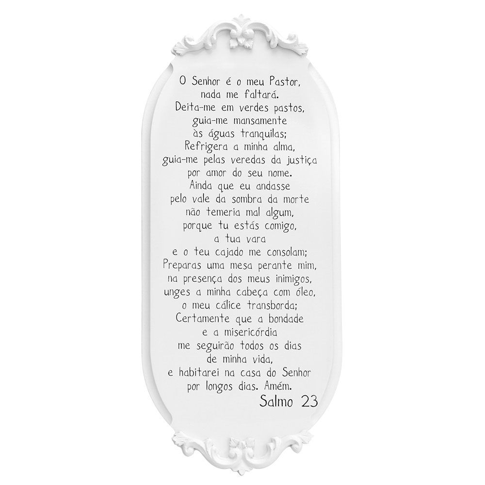 Quadro Provençal Salmo 23