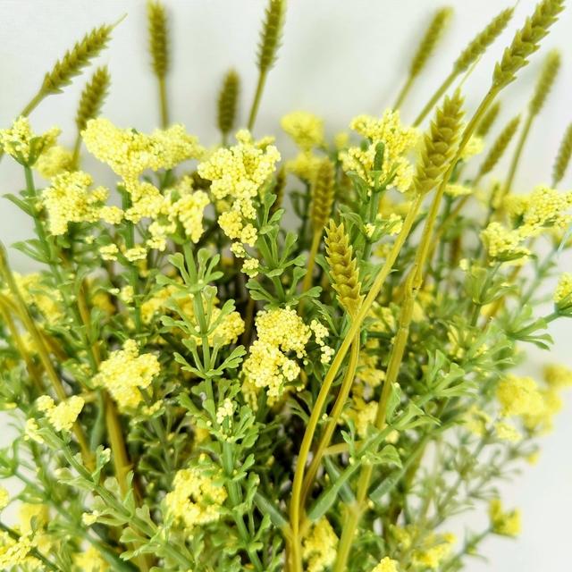 Ramalhete Flor De Campo Amarela | Linha Permanente Formosinha