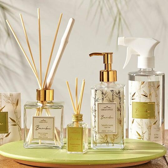 Refil De Aromatizador 300ml Bambu