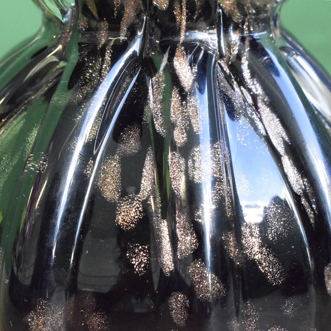 Vaso de Flores Trouxinha Preto e Rose Gold 11,5 cm | Linha Vasos Decorativos Formosinha
