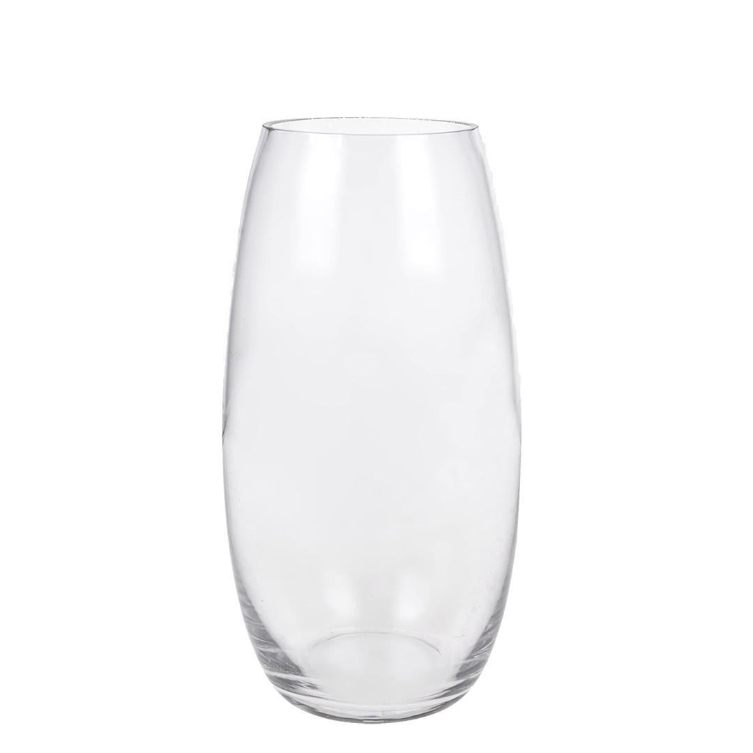 Vaso De Vidro Transparente | Linha Decorações Formosinha