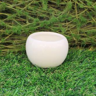 Mini Vaso de Cerâmica - 4,5cm