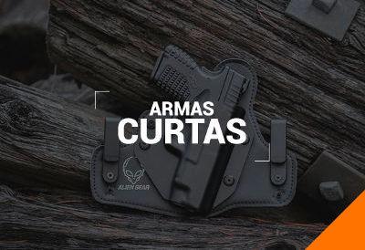 Armas Curtas - Pistolas e Revólveres