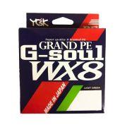Linha Multifilamento Ygk G-soul Grand Pe Wx8 150m
