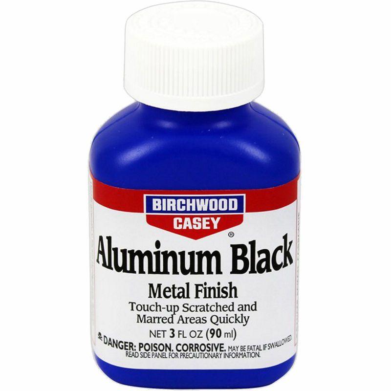 Anodização De Alumínio Black 90Ml - Metal Finish Birchwood Casey
