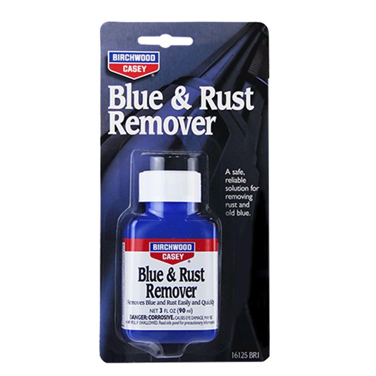 Blue Rust Remover - Removedor de Oxidação e Ferrugem 90ml
