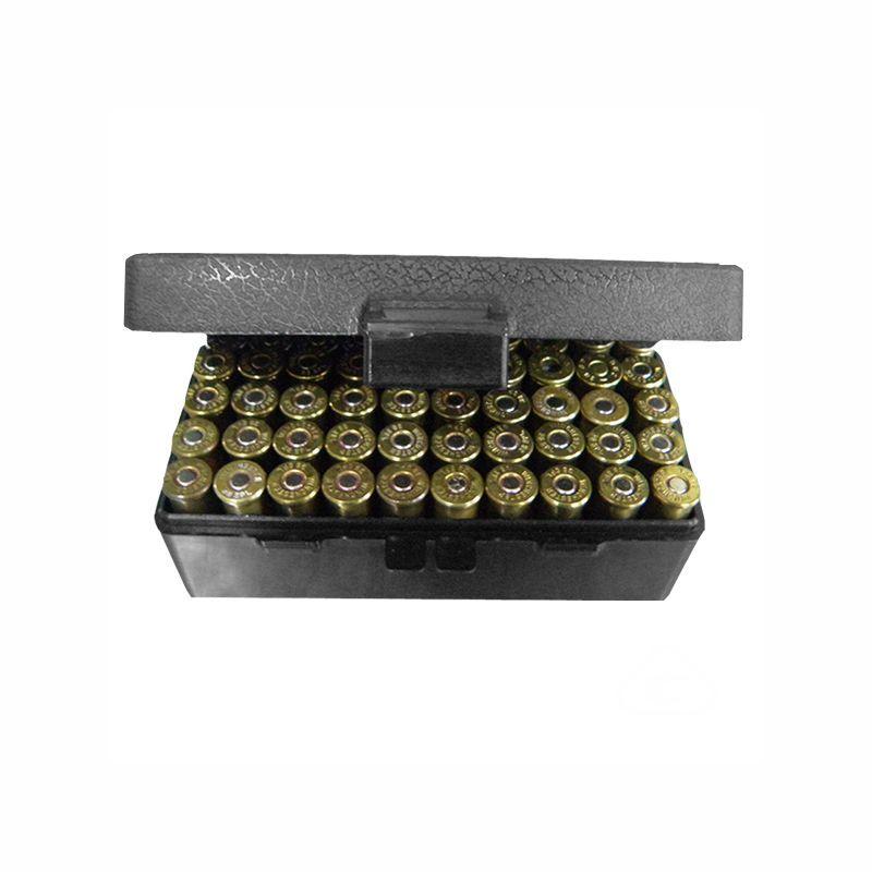 Caixa para 50 munição Cal. 38 / .357 Magnum - Combat