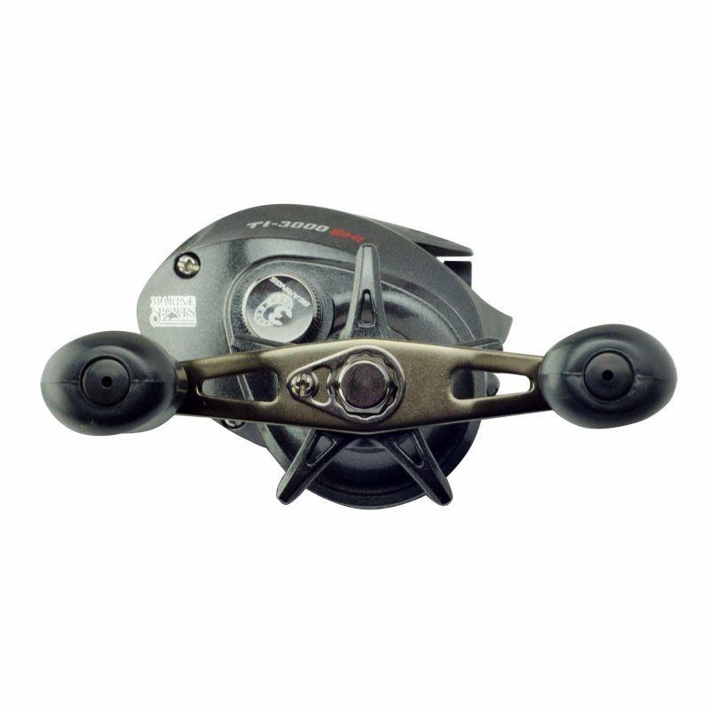 Carretilha Marine Sports Titan Gto 3000 SHIL Esquerda - 3 Rolamentos