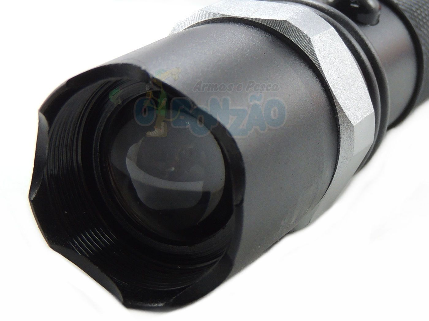 Lanterna Tática Led Swat Flashlight Multifunção 280000W