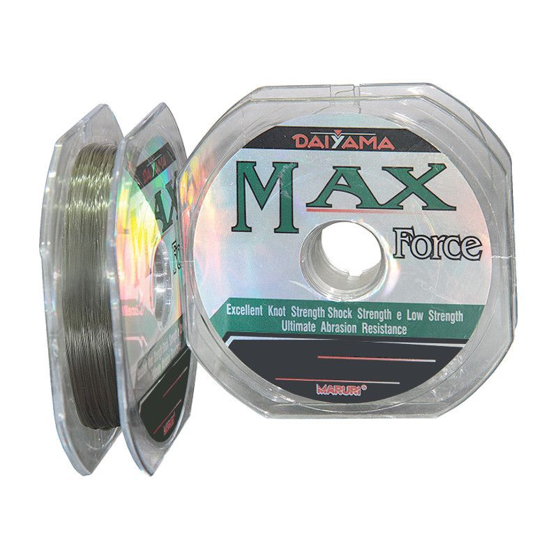 Linha De Pesca Max Force - 0,28mm Mono - 100m