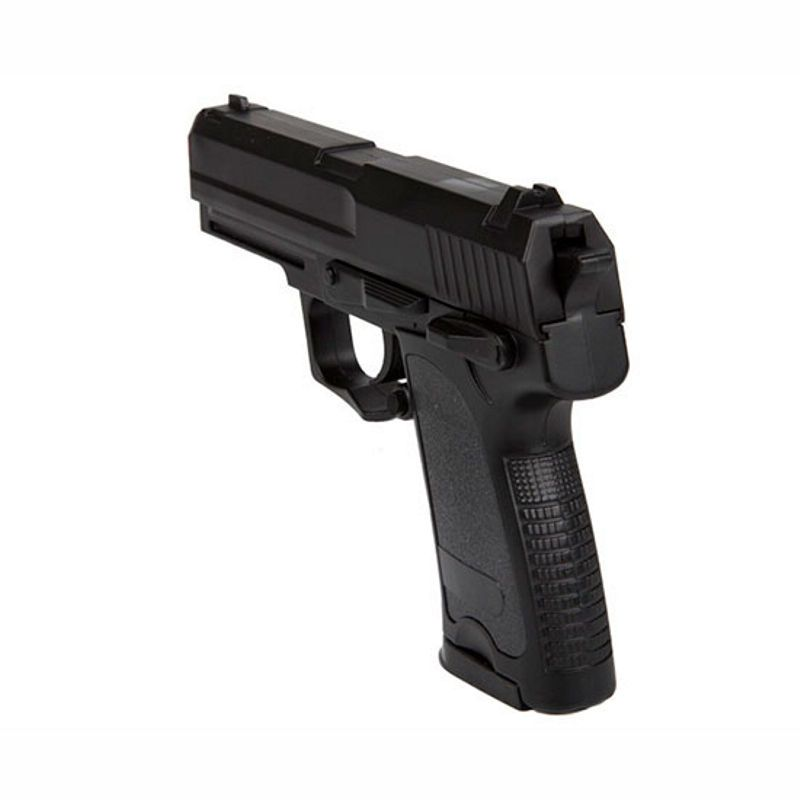 Pistola Airsoft Compact Cyma Zm20 Usp Full Metal