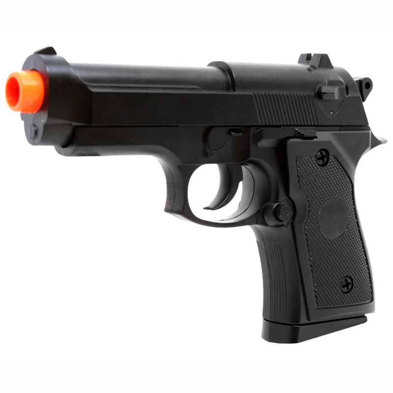 Pistola Airsoft Compact Cyma Zm21 PT92 Full Metal