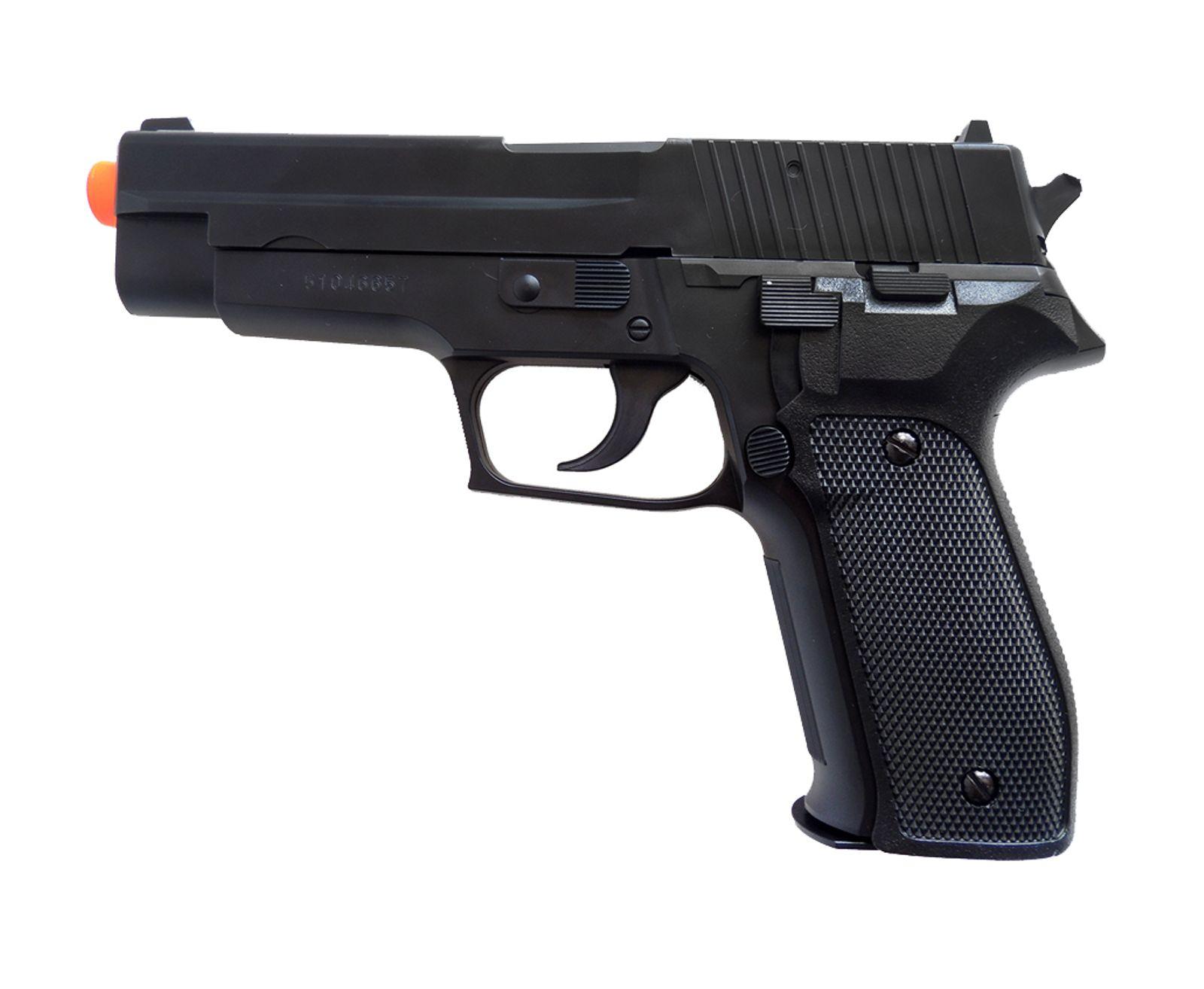 Pistola Airsoft KWC P226 Spring Non Hop Up