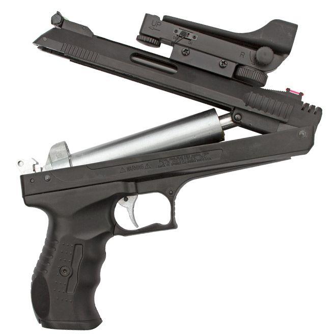 Pistola de Pressão Beeman 2006 5,5mm com Red Dot