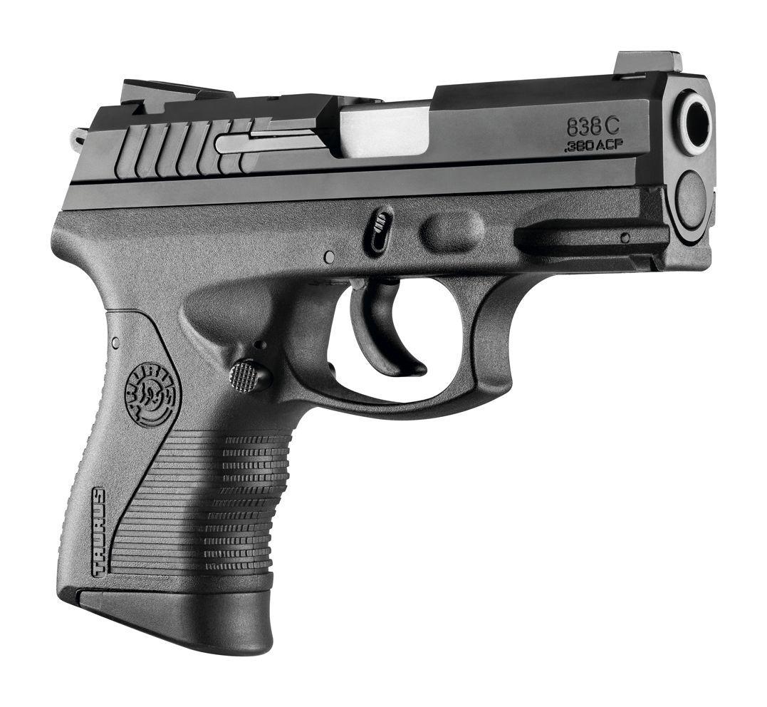 Pistola Taurus 838 C - Cal. 380 ACP Oxidada