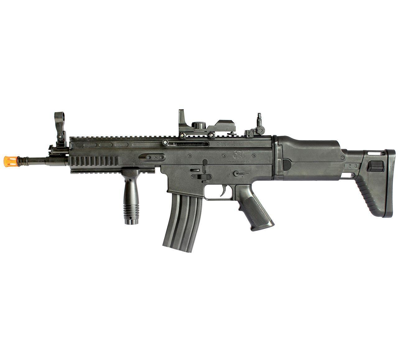 Rifle Airsoft FN Scar-L Spring