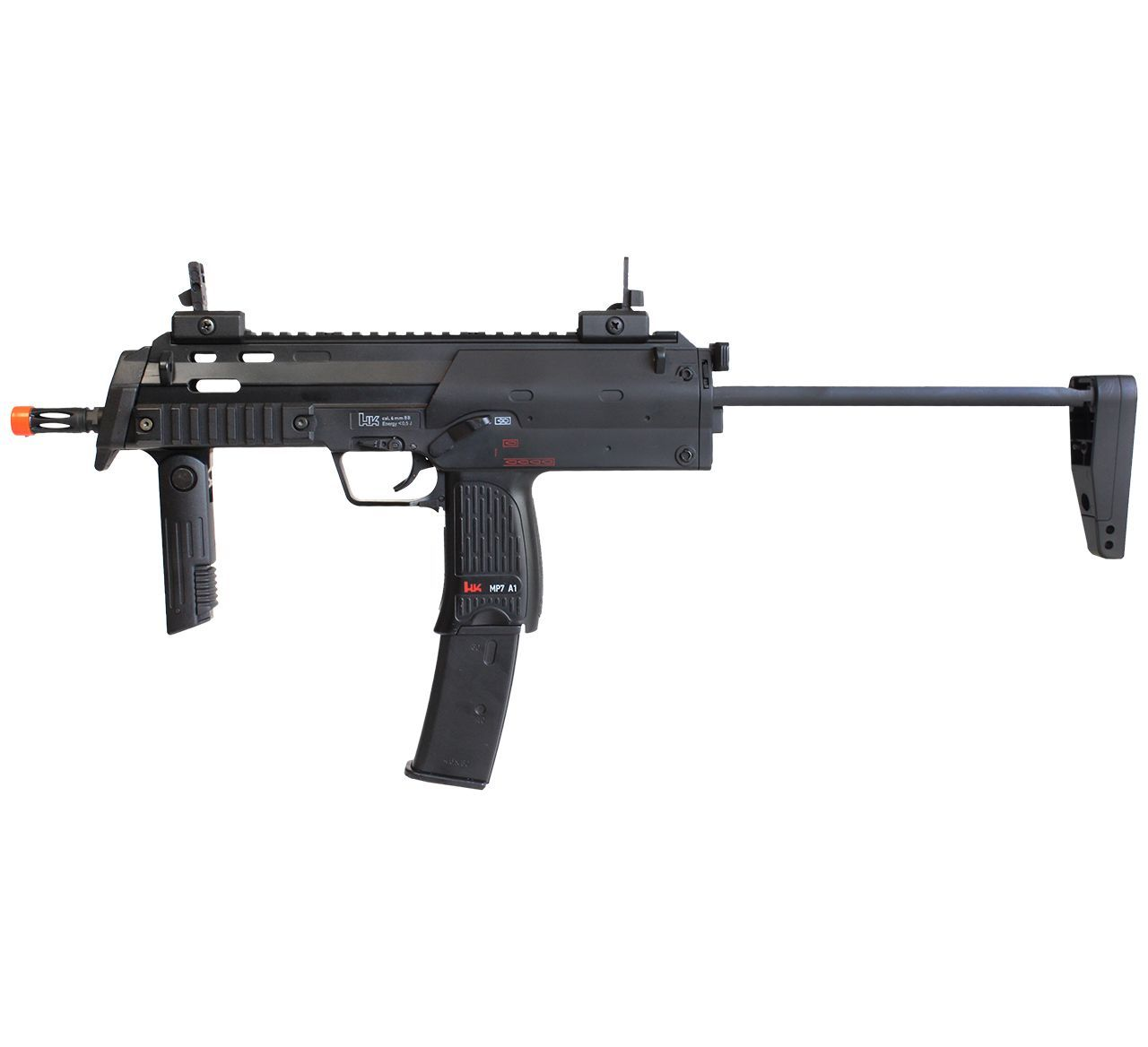 Rifle Airsoft Umarex HK MP7 A1 Swat Elétrico AEG