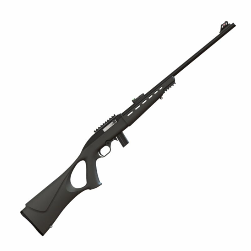 "Rifle CBC 7022 Way - Cal. 22LR - 10 Tiros - Cano 21"" - Oxidado"