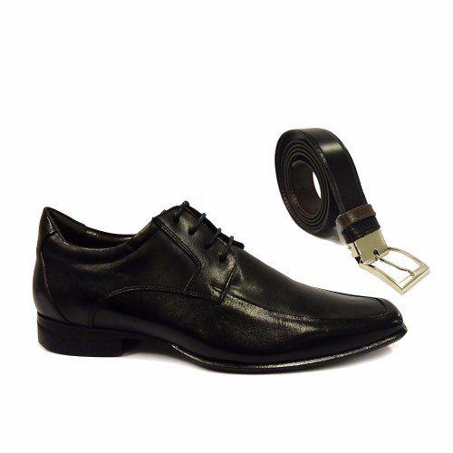 Sapato Calvest Ct2240c620 Pto Kit C/ Cinto