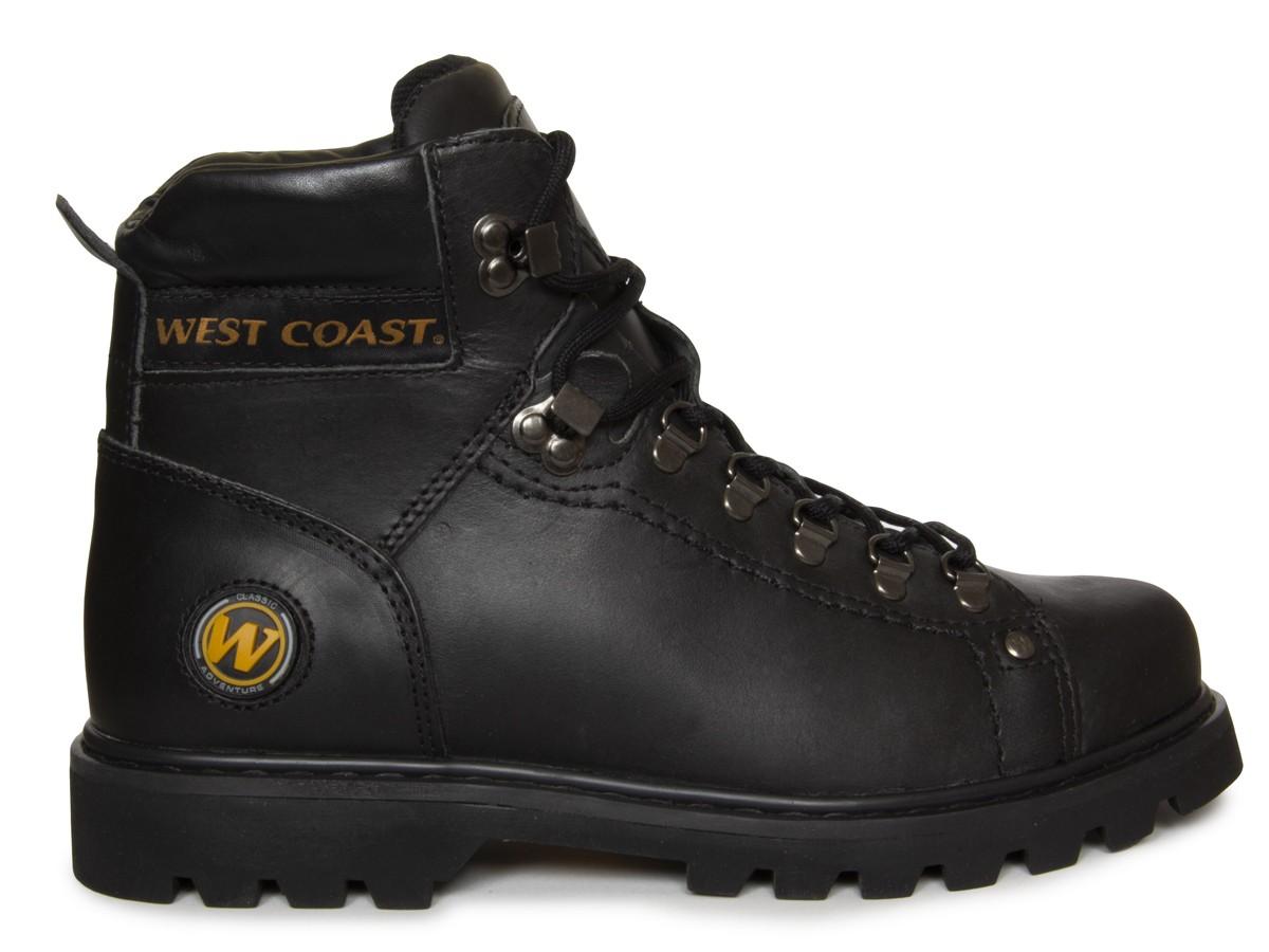 Bota Coturno West Coast 5790-30001 Worker Masculino