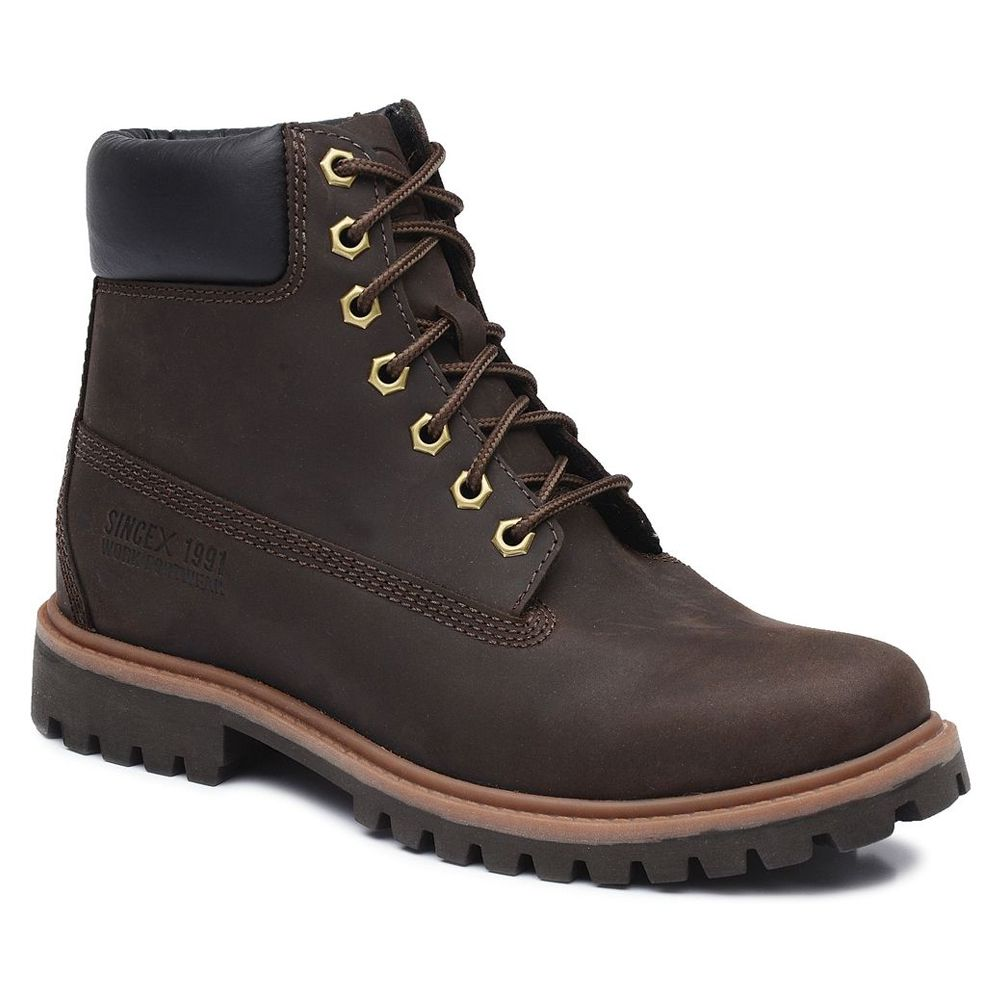 BOTA MACBOOT  MASCULINO BRONX VIDIGAL 02 - CAFE