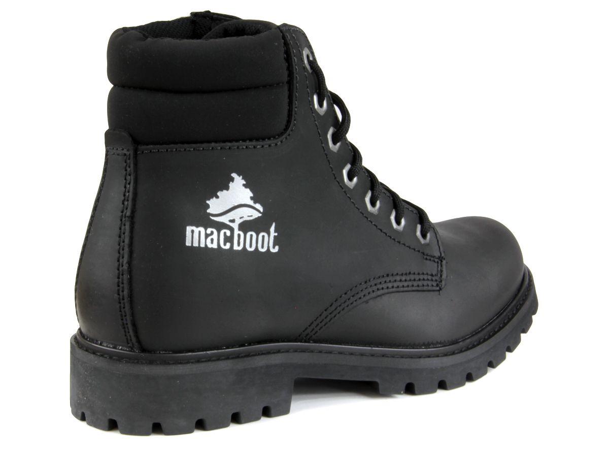 Bota Macboot Paracatu 02 Araxa Nobuck