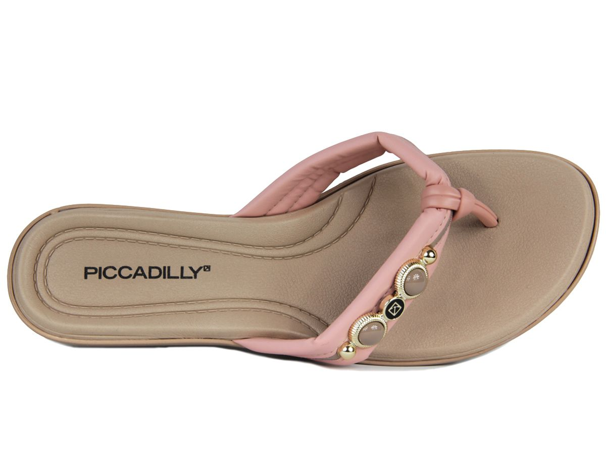 CHINELO FEMININO PICCADILLY 500233 - ROSE
