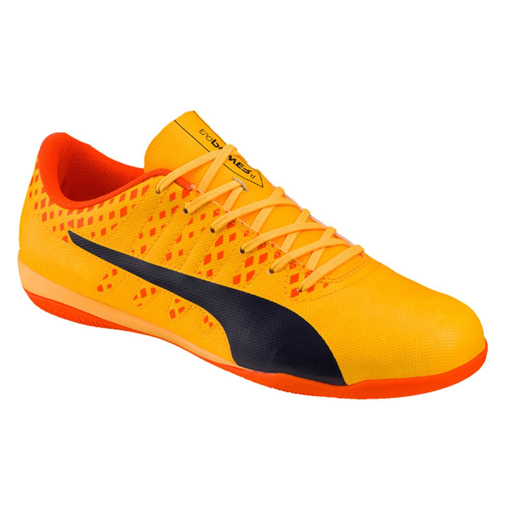 d04c73b0c7 Chuteira Indoor Puma Evopower Vigor 4 It Adulto - Amarelo - Loja Ito