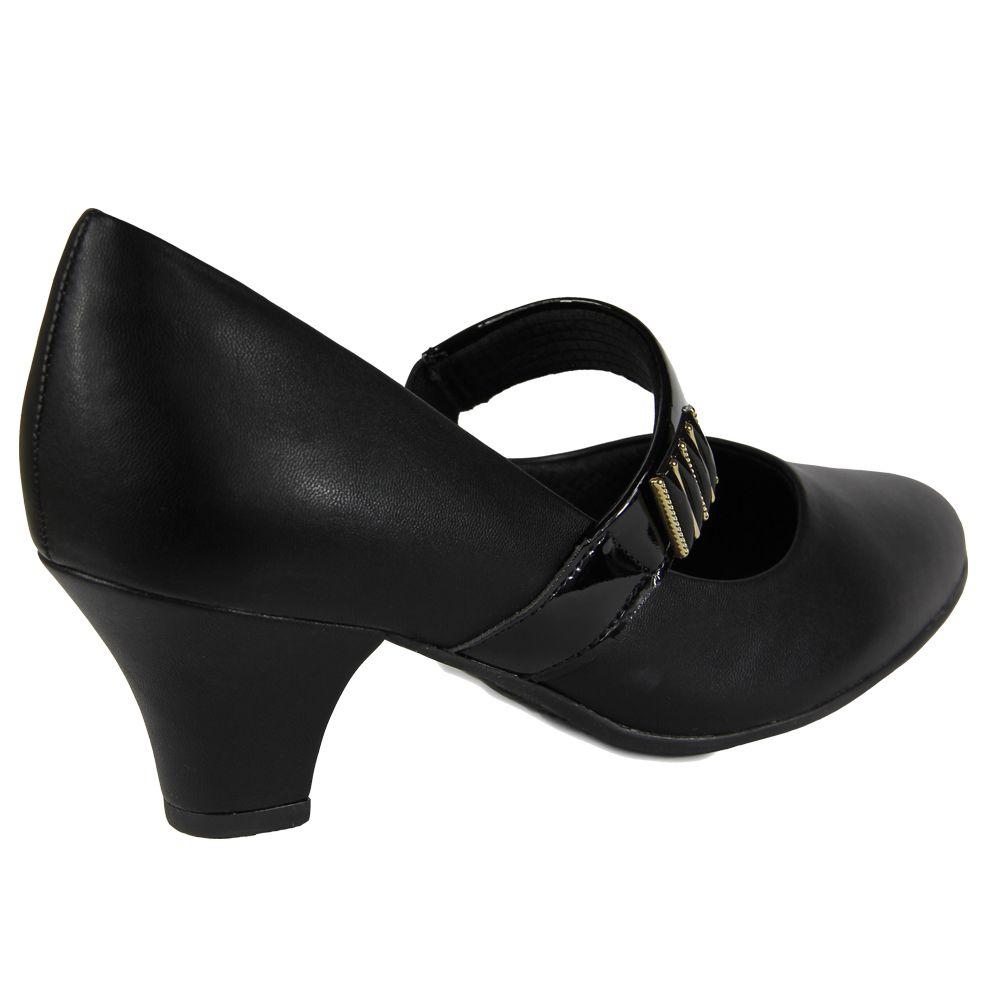 Sapato Boneca Piccadilly Feminino 704010
