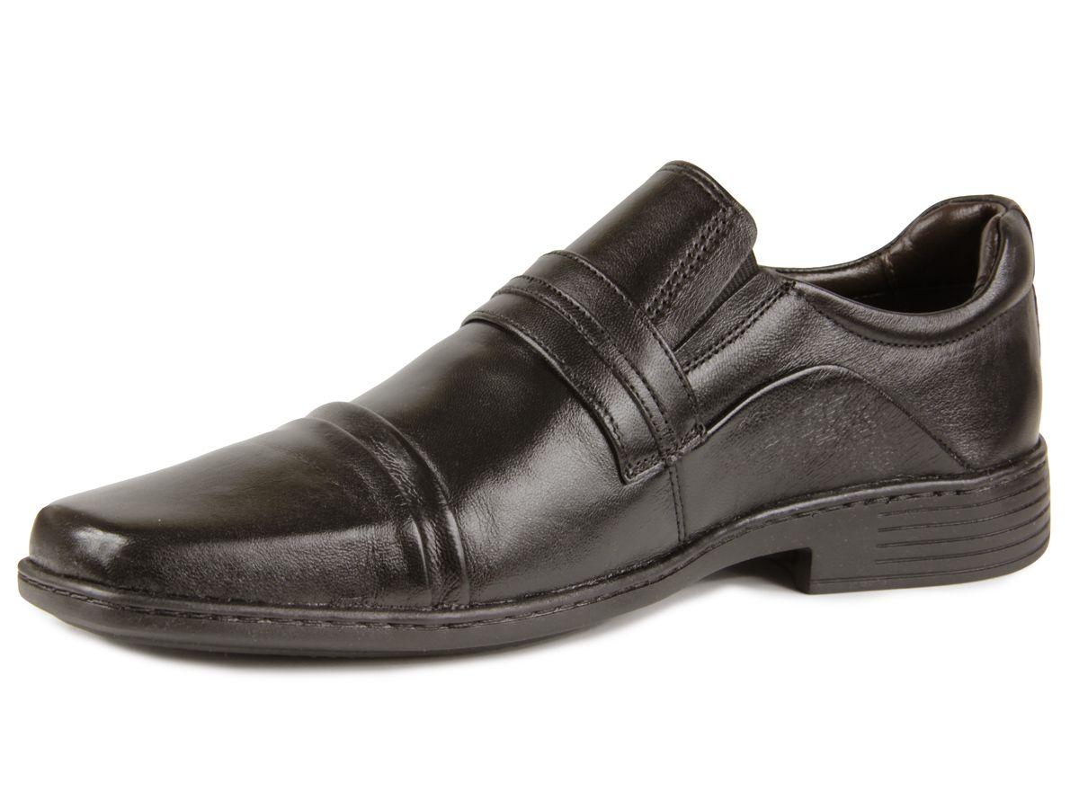Sapato Calvest CTMC5010D573 KIT carteira/cinto/meia/calçadeira