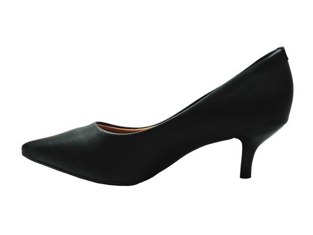 Sapato Feminino Scarpin Vizzano 1122.628 - Preto