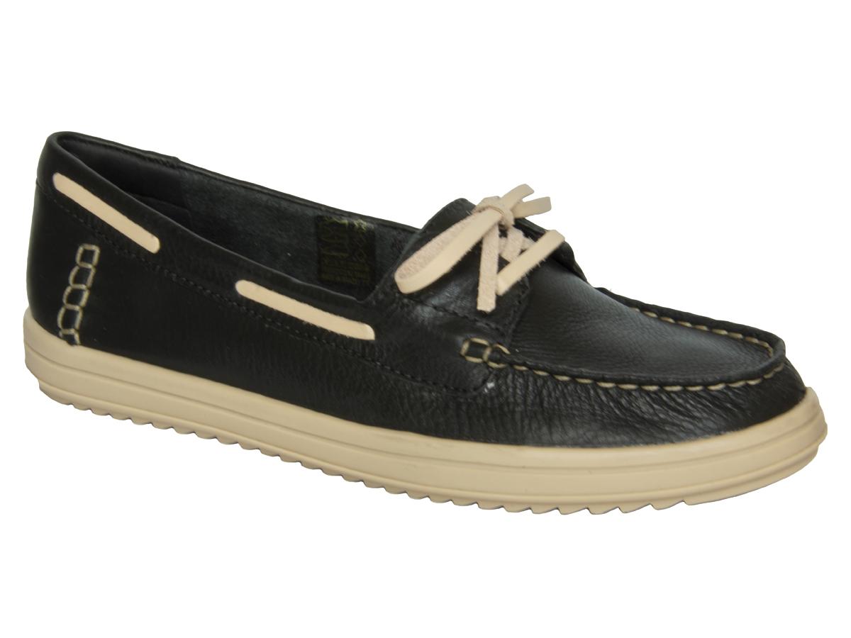 Sapato Mocassim Bottero 325601 Couro Feminino