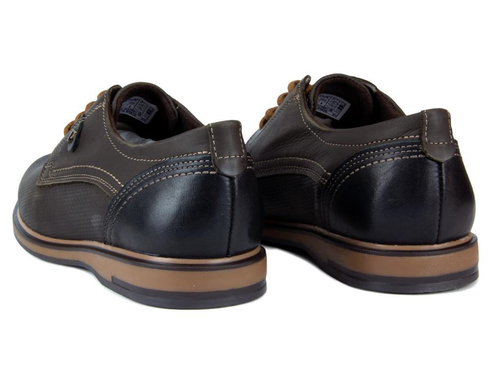 Sapato Pegada 125109-02 Masculino
