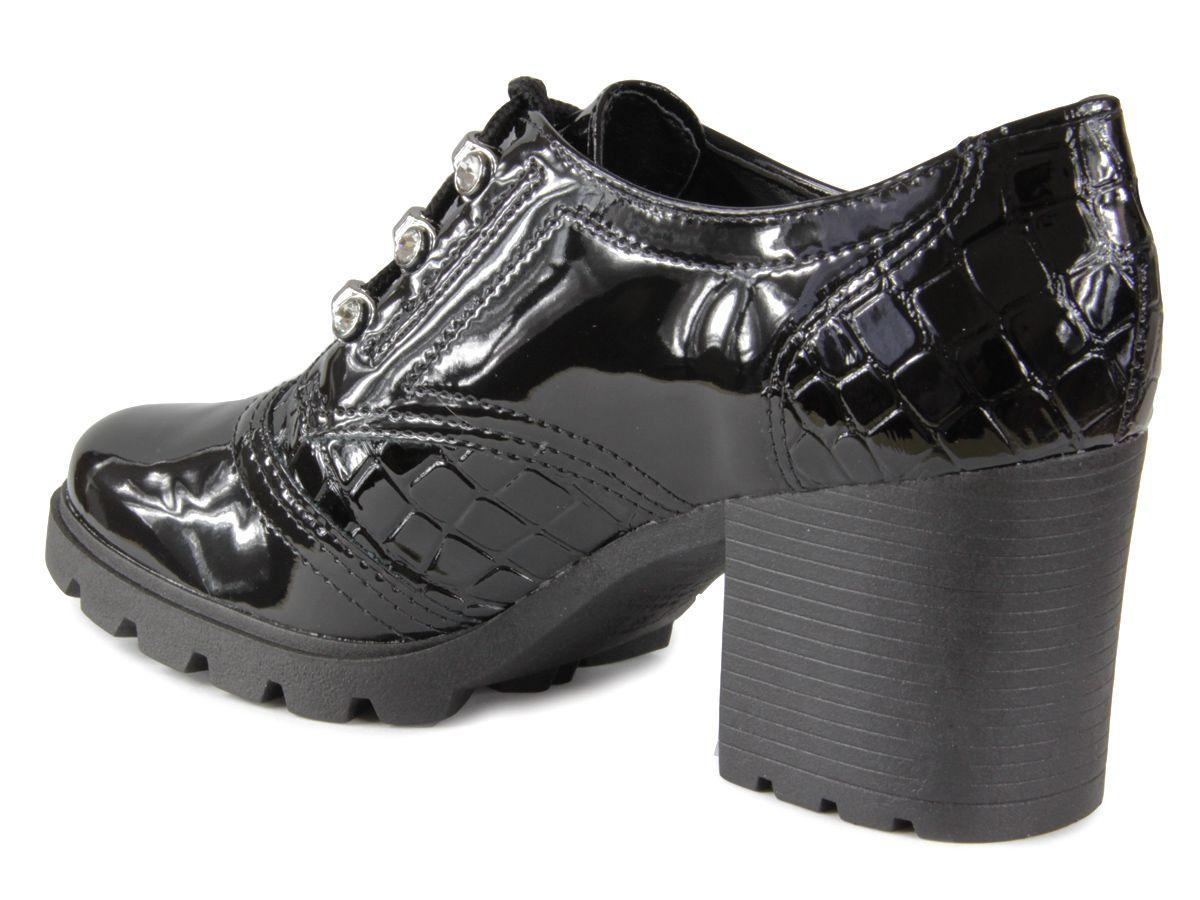 Sapato Tratorado Oxford Dakota G2621 Feminino