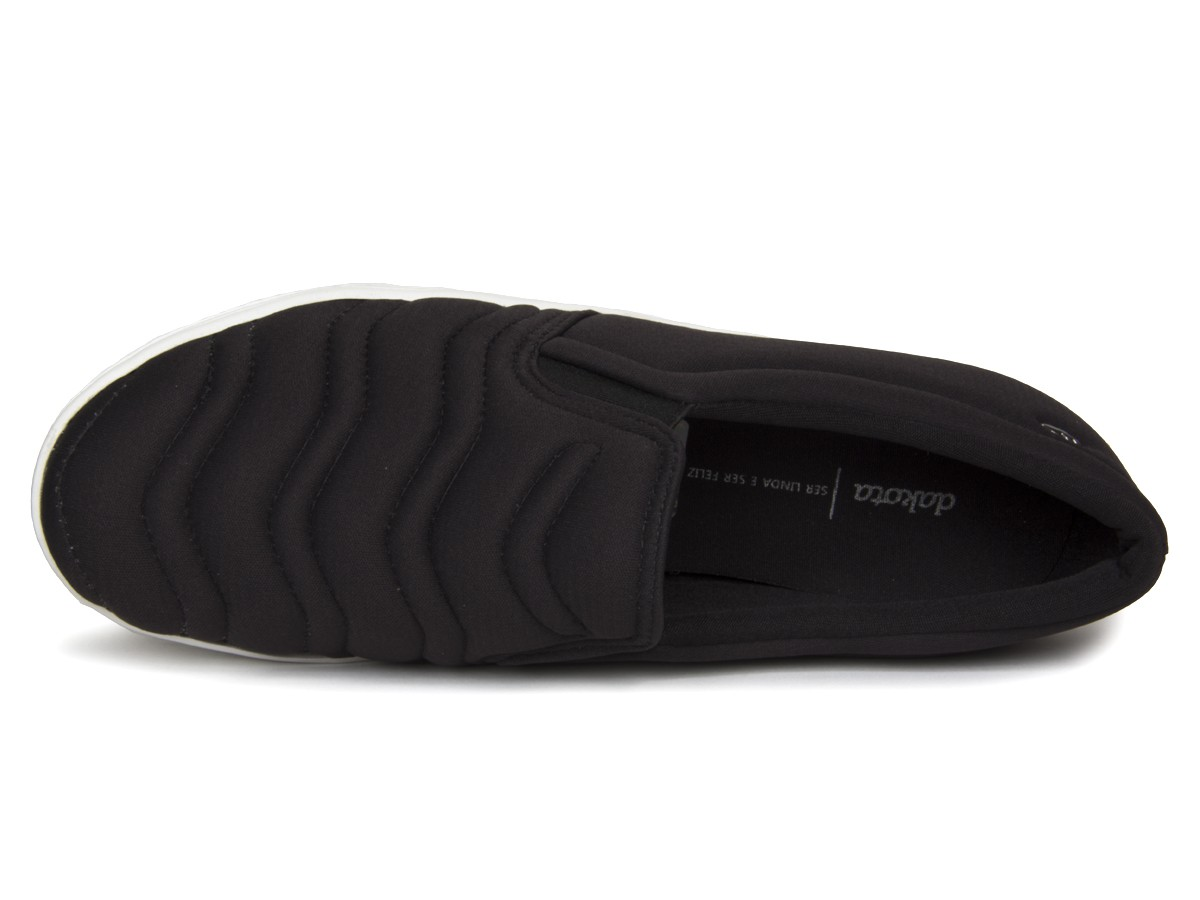 Tênis Casual Dakota Slip On G3191 Feminino