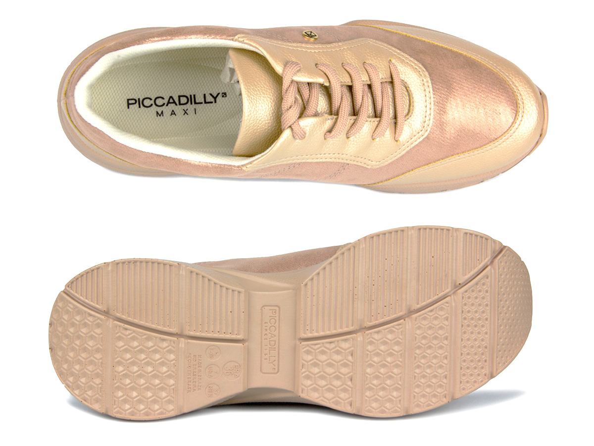 Tenis Casual Piccadilly Maxi 781002