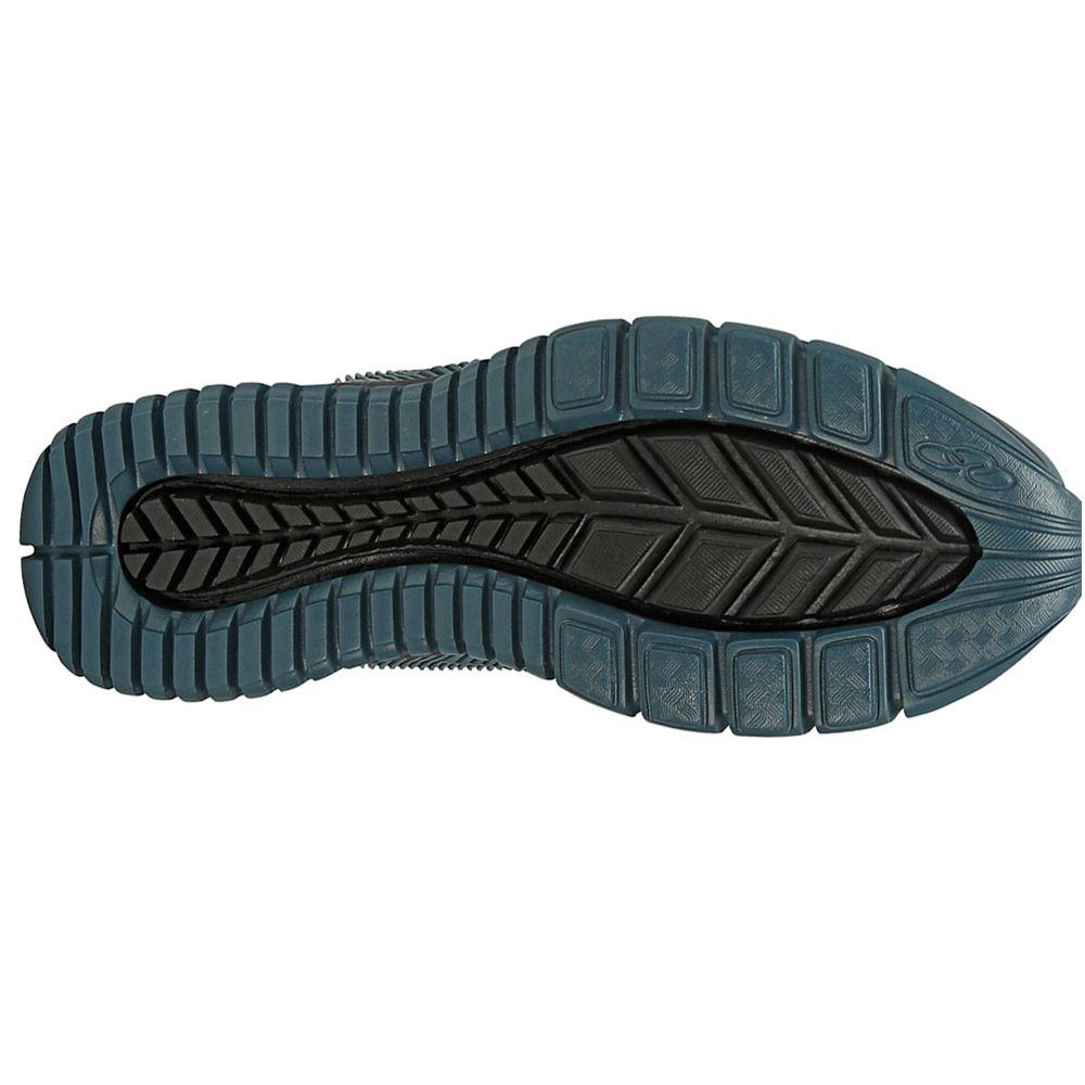 da63e996711 Tênis Olympikus Perfect 2 Masculino - Azul petróleo e Preto - Loja Ito