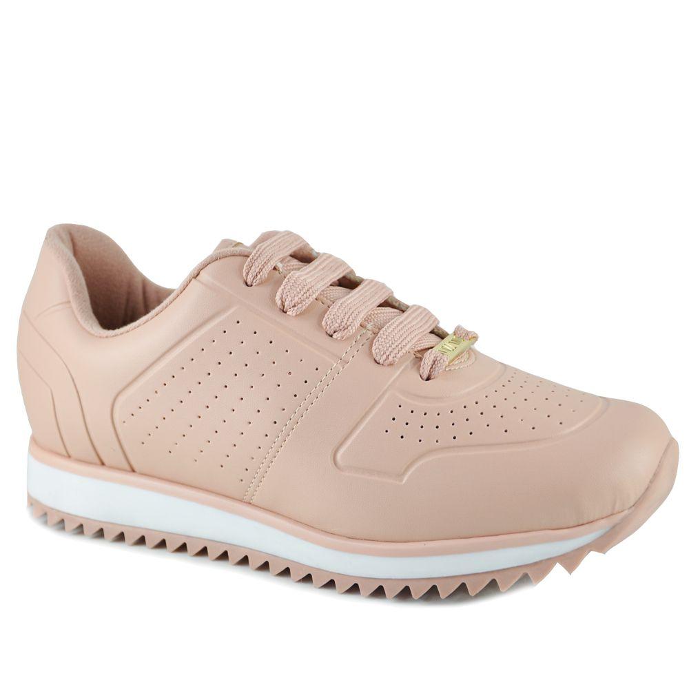 Tenis Vizzano Jogging  Feminino1234.125 - rosa