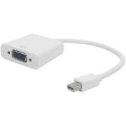 Adaptador Displayport Mini para/ VGA Preto