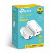Adaptador Powerline TP-Link TL WPA4220 KIT  WI-FI de 300MBPS