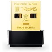 ADAPTADOR USB WIRELESS DUAL BAND AC600  ARCHER T2U NANO *