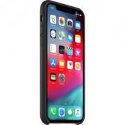 Apple IPHONE XS LEATHER PRETA CASE
