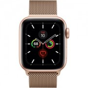 Apple WATCH S5 40 GOLD SS MIL LP CEL - MWX72BZ/A