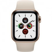 Apple WATCH S5 40 GOLD SS ST SP CEL - MWX62BZ/A